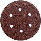 Disque papier auto-agrippant 6 trous Ø150 mm Grain 150 SIA Abrasives