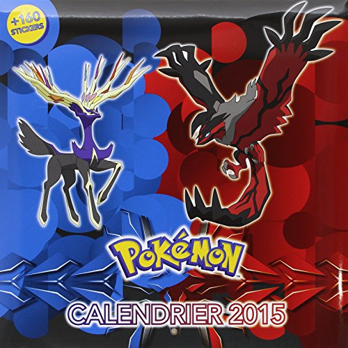POKEMON CALENDRIER 2015 par COLLECTIF