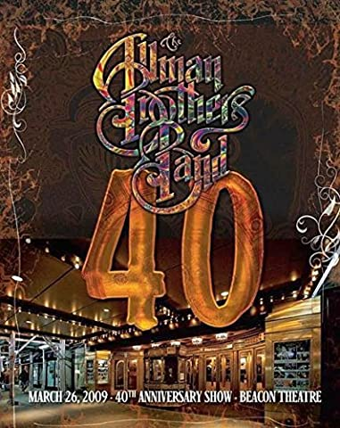 40: 40th Anniversary Show Live at Beacon Theatre [Import anglais]