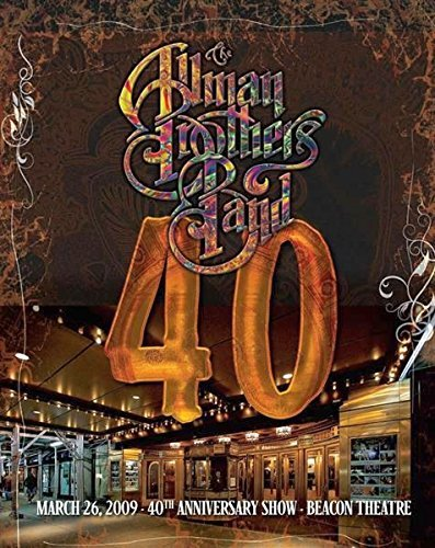 Allman Brothers Band - 40Th Anniversary Show Live At The Beacon Theatre