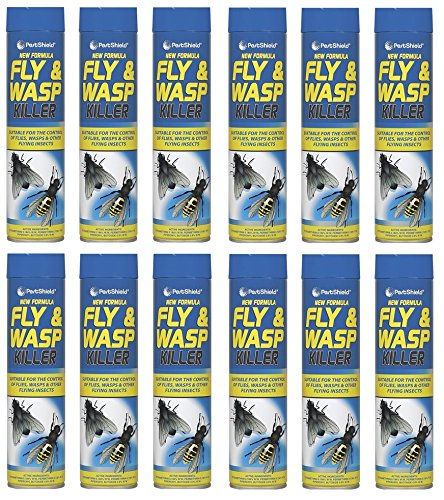 12-x-pestshield-fly-wasp-flying-insect-killer-spray-300ml