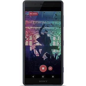 "Sony Xperia XZ2 Compact - Smartphone de 5"" (Octa-core de 2.8 GHz, RAM de 4 GB, memoria interna de 64 GB, cámara de 19 MP, Android) color negro [Exclusivo Amazon]"
