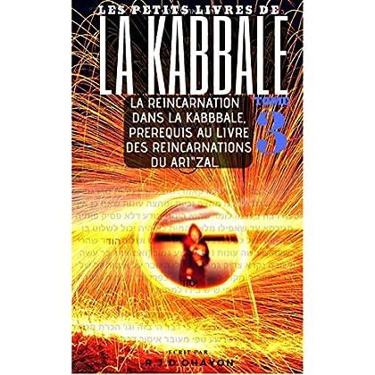 Les Petits Livres de La Kabbale 3 : La Réincarnation Dans La Kabbale et dans la Hassidout: Prérequis Au Portes Des Réincarnations Du Ari'Zal.