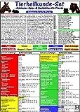 Schüssler-Salze & Bachblüten für Pferde - Tierheilkunde-Karten Set: Schüssler-Salze Karte für Hunde, Katzen, Kleintiere & Pferde /Bachblüten-Karte für ... & Pferde /Verhaltensweisen & Gemütszustände