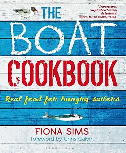 Image of The Boat Cookbook: Real Food for Hungry Sailors