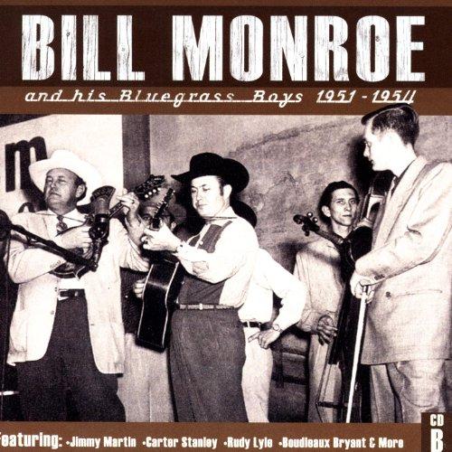 Bill Monroe CD B: 1951-1954