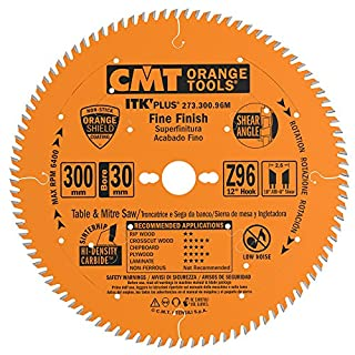 CMT Orange Tools 273,300,96 m scie circulaire (ultra itk) 300 x 30 x 2,4 z 96