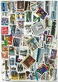 Unbekannt Briefmarkensammlung Kanada, abgestempelte Marken, verschiedene Motive, 200 Stück