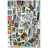 Collection de timbres Canada oblitérés - 200 timbres différents