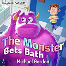 The Monster Gets Bath