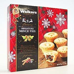 Walkers   Mini Mince Pies - 9 Pack   1 x 225g