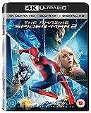 Locandina The Amazing Spiderman 2 - Il Potere di Electro (4K Ultrahd + Blu-Ray)