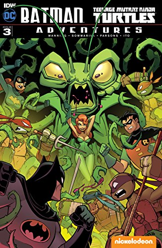 Batman/Teenage Mutant Ninja Turtles Adventures #3 (English ...