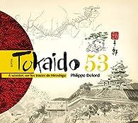 Tokaido 53 : A scooter, sur les traces de Hiroshige par Philippe Delord