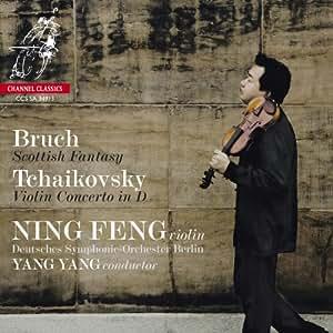 Scottish Fantasy/Violin Concerto in d