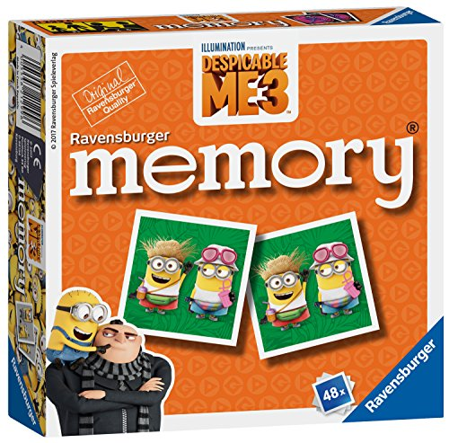 Preisvergleich Produktbild Ravensburger Despicable Me 3Mini Memory