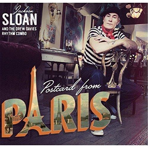 Postcard from Paris (Jackson Paris)