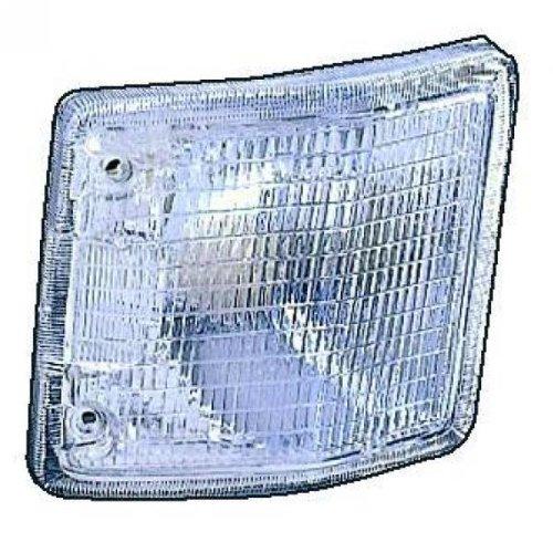 feux clignotant design, blanc T2, 71-79 blanc