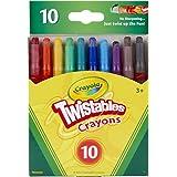 10 ct. Mini Twistables Crayons