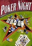 DIYCCY Poker Night 68,6x 94cm decorativo divertente gioco di carte Texas Hold' em chips House Flag