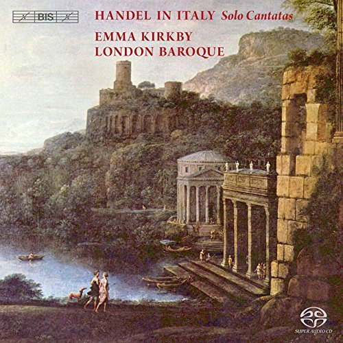 Handel in Italy-Solo Cant by G.F. Handel (2008-07-29)