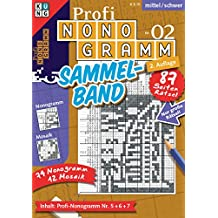 Profi-Nonogramm 3er-Band Nr. 2
