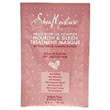 SHEA MOISTURE Peace Rose Oil Complex Nourish/Silken Treatment Masque
