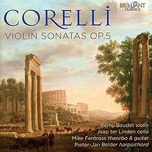 Corelli-Violin Sonatas Op.5
