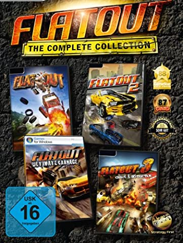 FlatOut - The Complete Edition [Download] (Pc Games Rennspiele)