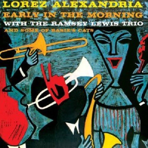 Early in the Morning + Deep Roots by Lorez Alexandra (2011-11-15)