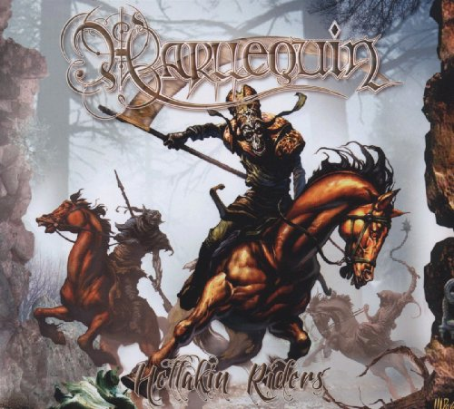 Harllequin: Hellakin Riders (Audio CD)