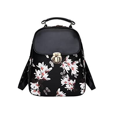 DISSA S819 Black New Style PU Leather Backpack HandBag, 250×110 ...