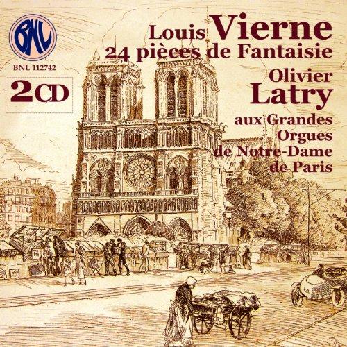 Louis Vierne: 24 Pièces de Fan...