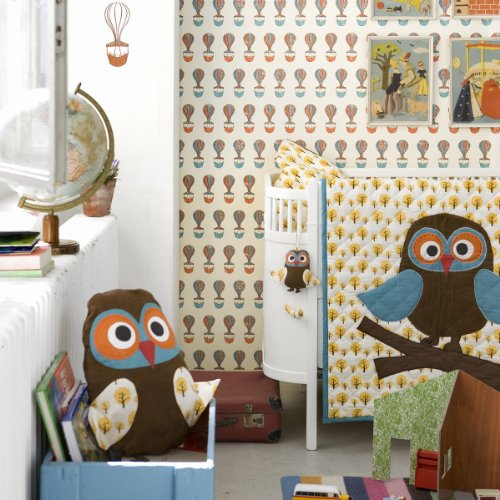 Owl Cushion - 6