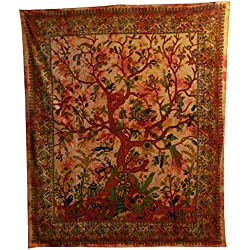 Handicrunch Elephant Tapestry hippie tapestry mandala tapestry wall hanging wall decor home décor