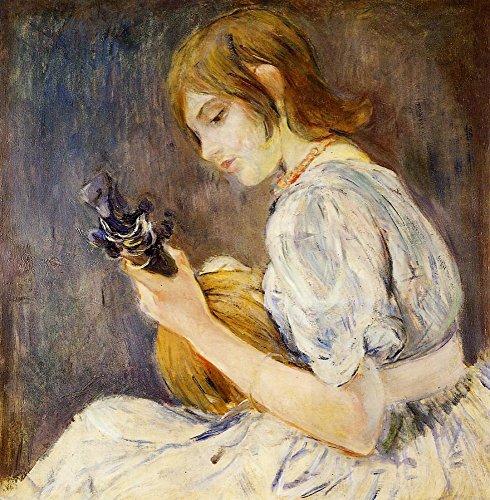 Das Museum Outlet–Die Mandoline–1889–Leinwanddruck Online kaufen (101,6x 127cm)