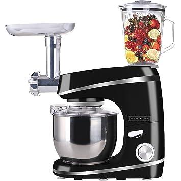 Classic Line Robot da cucina con frullatore e impastatrice (Nero ...