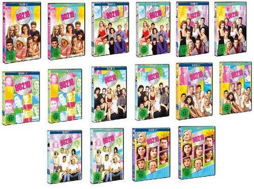 Staffel 1-8 (59 DVDs)
