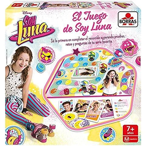 Soy Luna - Juego de mesa (Educa Borrás 16790)