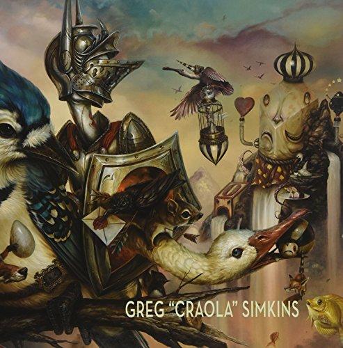 Greg Craola Simkins