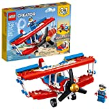 Lego Creatore 3in1 temerario acrobatico Aereo Kit 31076 Edificio (200 Pezzi)