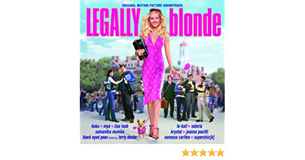 Joanna pacitti legally blonde next