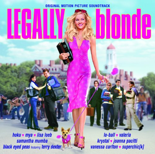 Legally Blonde (Soundtrack)