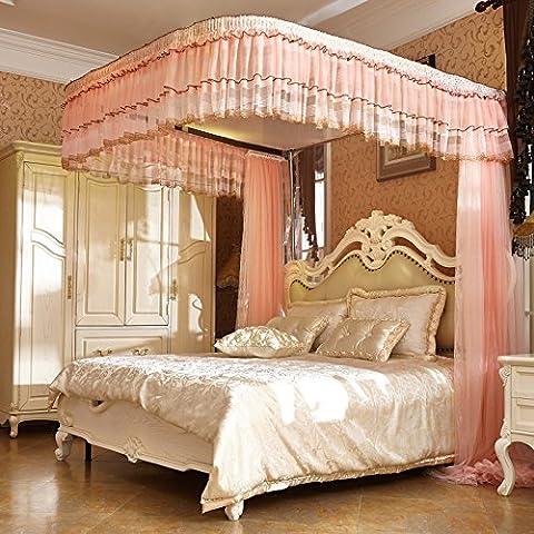 Wangjialin-romantica camera da letto per bambini sala di fascia alta zanzariere estetici, zanzariera (con stent) è una zanzariera, ma non solo una zanzariera-w211