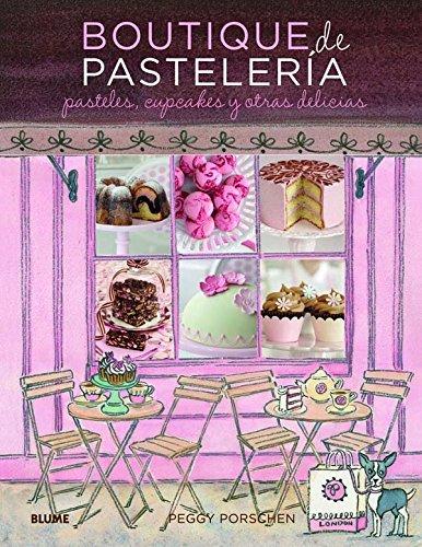 Blume M231117 - Libro boutique de pasteleria