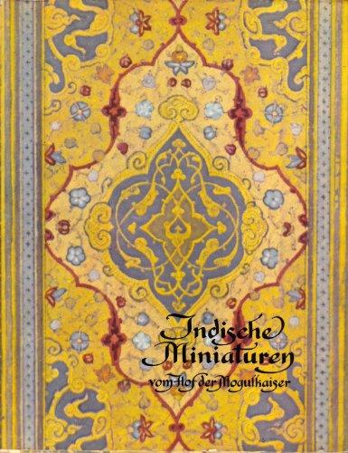Preisvergleich Produktbild Indische Miniaturen vom Hof der Mogulkaiser
