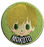 Free! Patch New SD Makoto Iron-On Anime Licensed ge44168