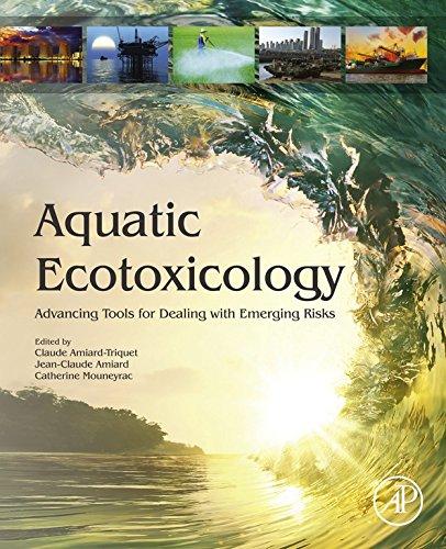 Aquatic Ecotoxicology: Advancing Tools For Dealing With Emerging Risks por Claude Amiard-triquet epub