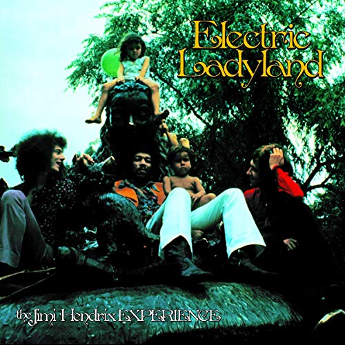 Electric Ladyland - 50th Anniversary Deluxe Edition [6 LP + 1 BR]