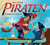 Das große Piraten-Schablonenbuch